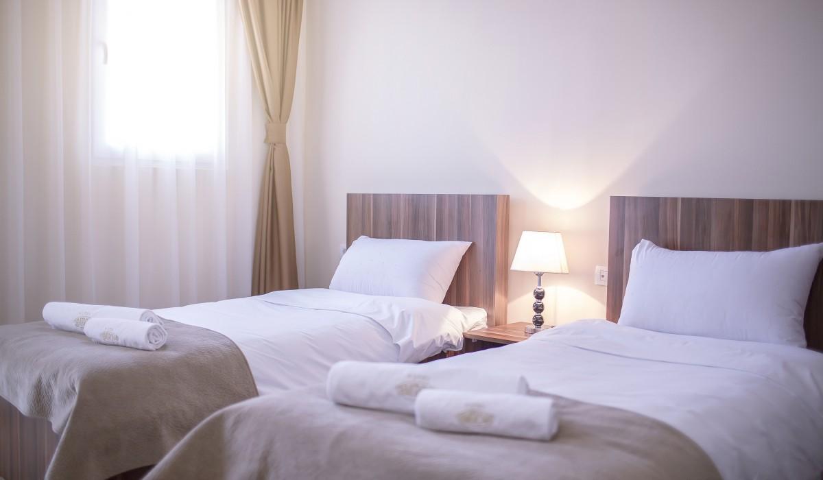 Twin Room semitronix Hotel Peja